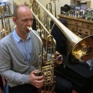 Artists | Lätzsch Custom Brass | The World of Trombones |